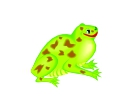 Animal Frog Vector Free Clipart