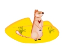 Animal Gopher Vector Free Clipart