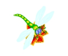 Insect Draganfly Vector Free Clipart