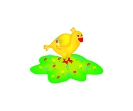 Yellow Bird Vector Free Clipart