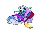 Cartoon Shoe Vector Free Clipart