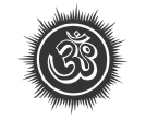 Hindu God Oom Rise Drawings Vector Cliparts