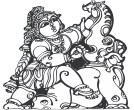Indian Hindu God Kannan Krishna Thanjavur Art Draw