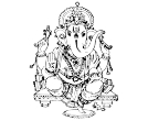 Indian Hindu God Lord Selva Vinayagar Ganapathi Ga