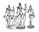 Indian Hindu God Lord Sri Rama Seetha Lakshmanan H