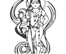 Murugan 1 Indian God Vector Clipart