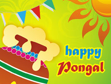 Pongal hd greetings