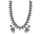 Jewellery Set Drawing Vector Cliparts