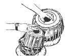 Tabla Music Vector Cliparts