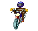 Travels Bike Diving Vector Free Cliparts