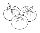 Tomato Drawing Vegetables Vector Clipart