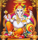 Hindu god selva vinayager high resolution desktop wallpaper