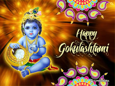 Gokulashtami greetings